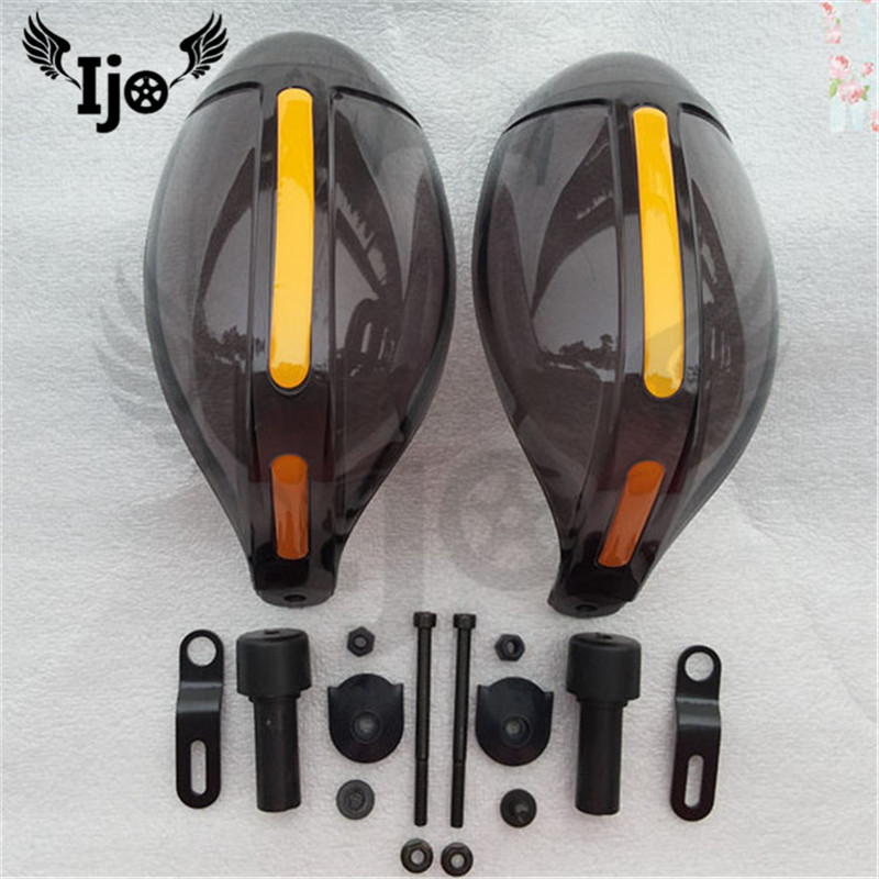 Motorcycle handlebars hand shields handlebars windshields heat preservation and wind protection windshield fitting in winter