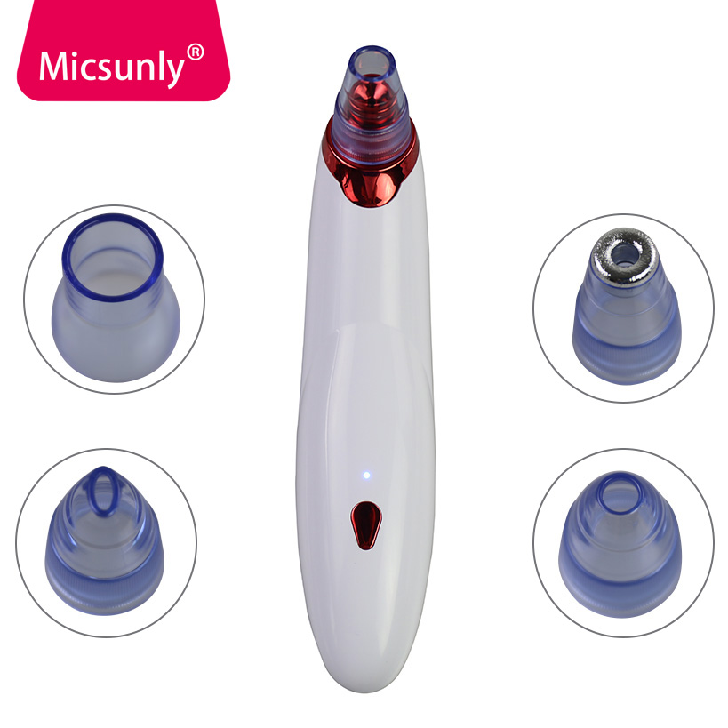 vacuum Blackhead Remover skin care Aspirateur point noir Black head Acne removedor de cravo siyah nokta temizleyici pore cleaner
