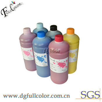 6000ml refill pigment ink for Epson R230 R210 R310 R350 RX510 RX630 RX650 inkjet printing  image inks