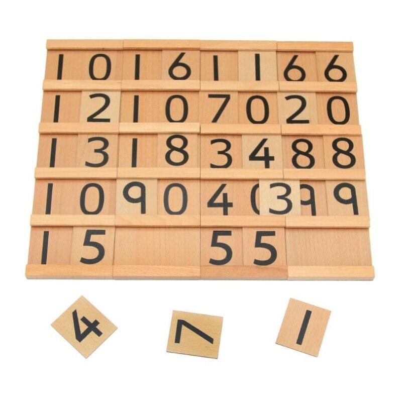 Montessori mathématiques enseignement jouets éducatifs pour enfants Montessori maternelle préscolaire apprentissage précoce cadeaux
