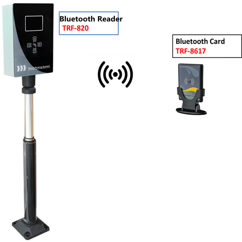 Automatic Card Reader ~ Trf m mhz bluetooth long range reader for
