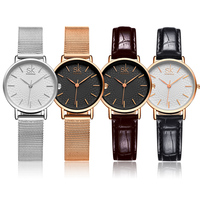 SK New Fashion Brand Women Golden Wrist Watches MILAN Street Snap Luxury Female Jewelry Quartz Clock