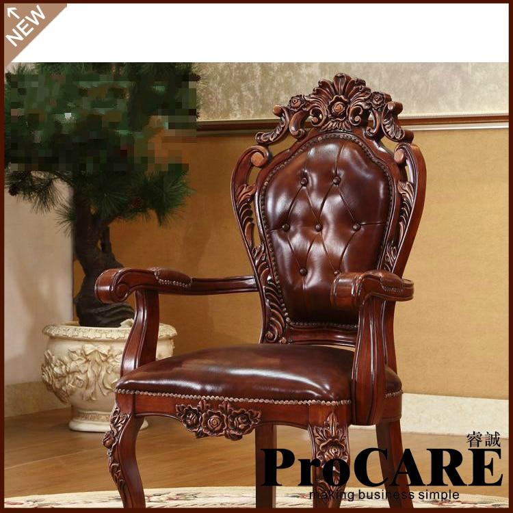 2016 Angebot Promotion Moderne Holz Keine Sedie Chaise Moderne Esszimmerstuhl Leder Esszimmer Stühle Ideales Geschenk FüR Alle Gelegenheiten
