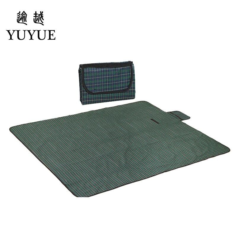 150*180cm picnic mat for outdoor camping fishing picnic camping mat beach blanket for tents outdoor camping fishing hiking 2