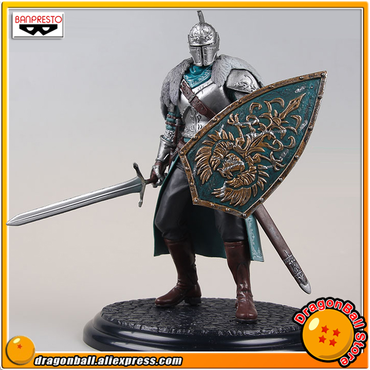 Anime DARK SOULS Original Banpresto SCULPT COLLECTION vol.1 Collection Figure - Faraam Knight dead souls