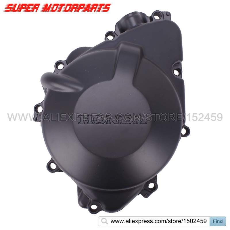 Motorcycle Stator Engine Cover Left Magneto Cover for HONDA CBR900RR CBR929 00-01 year motorcycle stator engine cover left magneto cover for kawasaki zx 9r 1998 99 00 01 02 2003 year