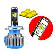 Universal Motorcycle Headlamp Bulb LED 30W 6000K Hi-Lo Beam For HONDA cbr 600f cb 1300 super four cbr 1000rr sp For SUZUKI etc.