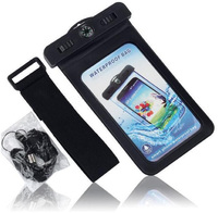 Touch Pouch Phone 100 Sealed Waterproof Durable Compass Waterproof Bag Underwater Back Cover Case For