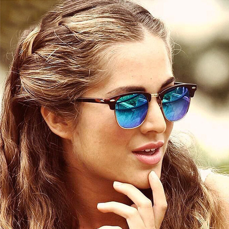 FEISHINI Personality High Quality Celebrity Sun glasses For