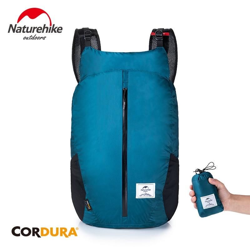 naturehike ao ar livre ombro dobravel mochila ultra leve a prova dwaterproof agua luz pele saco