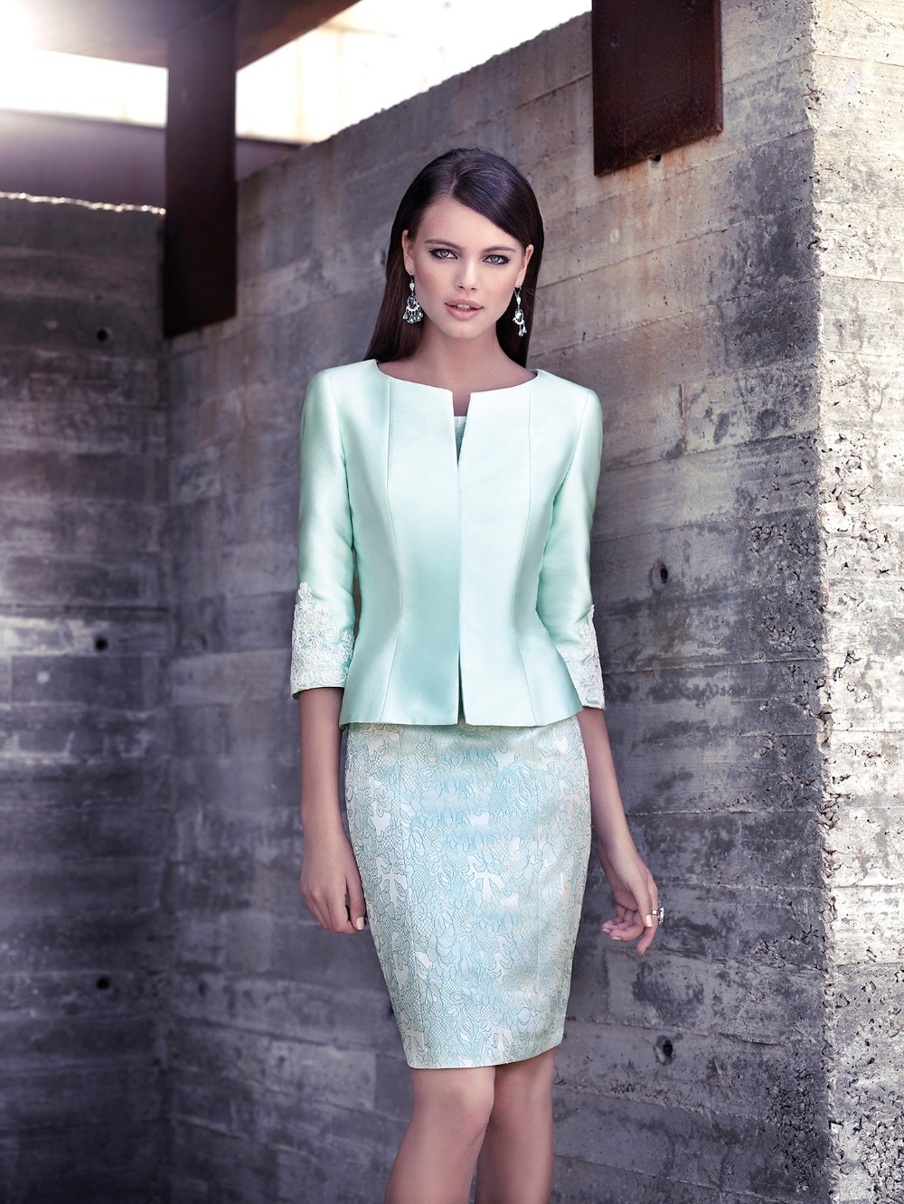 Compare Prices on Aqua Mother of The Bride- Online Shopping/Buy ...