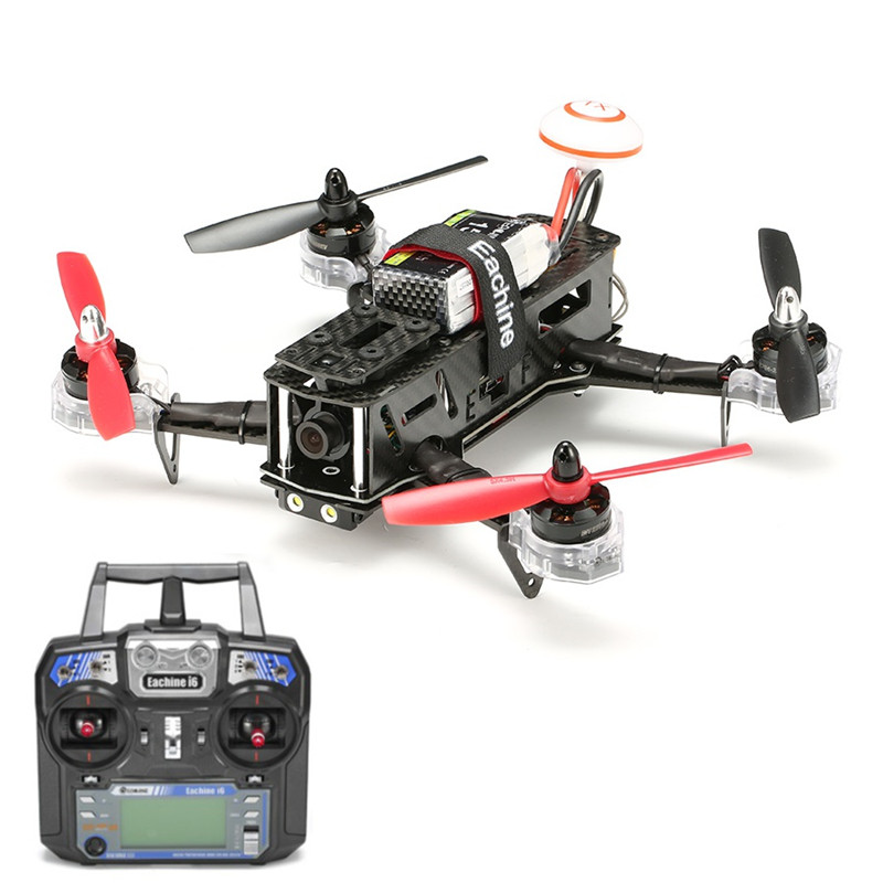 Eachine Falcon 250 Pro CC3D F3 FPV Racer RTF With OSD 700TVL HD Camera 5 8G