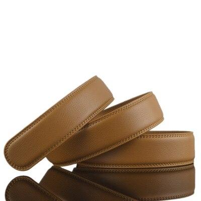 2019 cinturones de cuero reales para mujeres y hombres más populares AE987 - 5