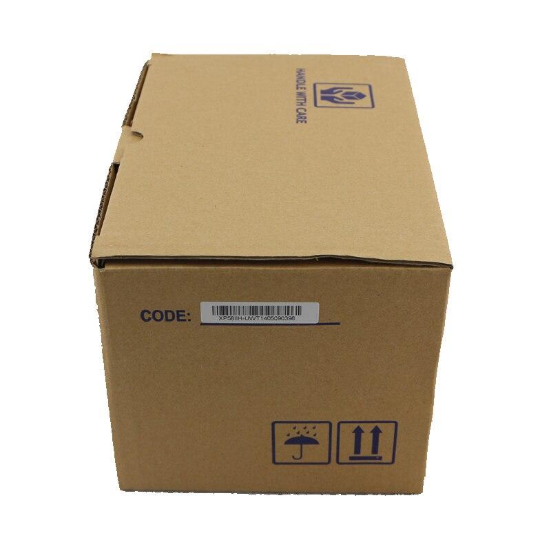 Impressoras porta usb impressora térmica direta Storage Environment : Temperature (-10~60°c) Humidity(10~90%)