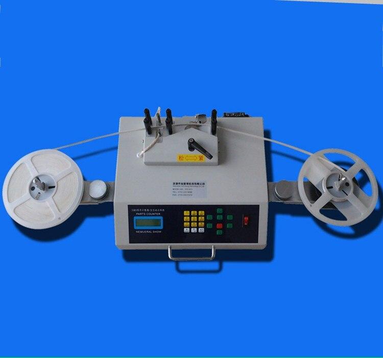 Affichage numérique SMD compteurs composant Électronique pièces résistance capacité Comptage machine Fuite détection fonction