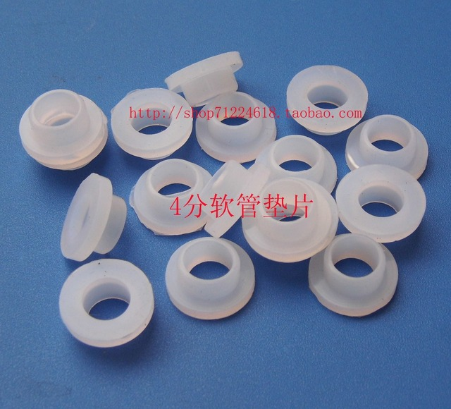 High temperature resistant silica gel washer cow muscle flat washer ...