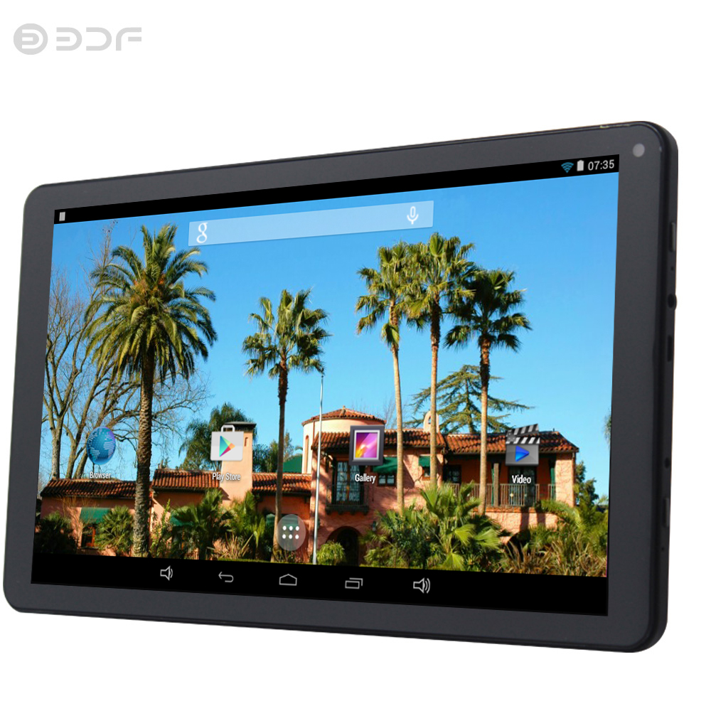 9 Inch Tablet Pc Android 4.4 Tablets RK3126 Quad Core 8GB Storage Tablets WIFI  Free Shipping Christmas Gift 7 8 9 Inch Tab