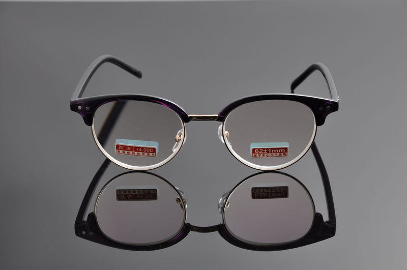 DeDing Retro Elegant Women Grade Dark Purple TR90 Oval Reading Glasses Diopter 1.0-4.0 Gifts To Mother oculos de leitura DD1123