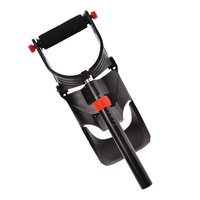 Forearm Support Exercise Arm Wrist Muscle Strength Workout Trainer 670g Black