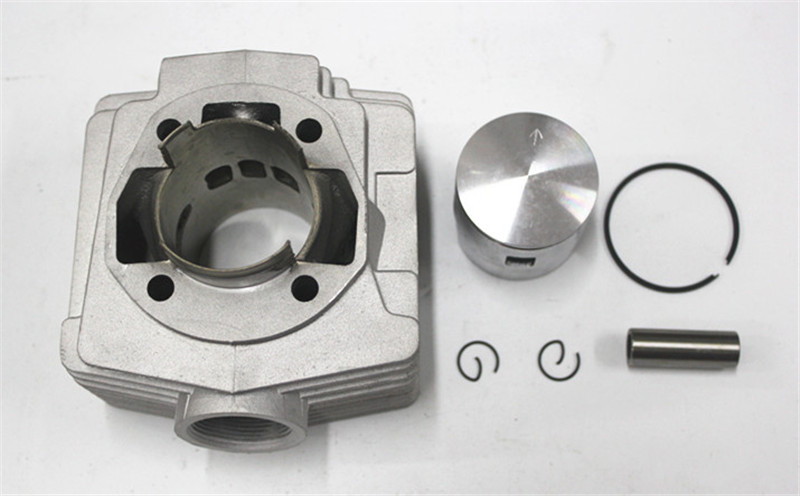 Motorcycle Cylinder Kit for MBK Booster Big Bore 47mm Cylinder kit with Piston 13mm PIN