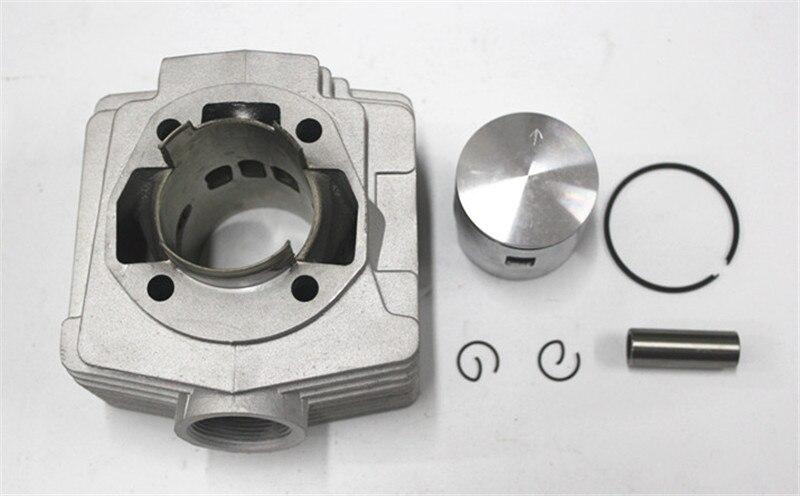 Moto Kit Cilindro per MBK Booster Big Bore 47mm kit Cilindro con Pistone 13mm PIN