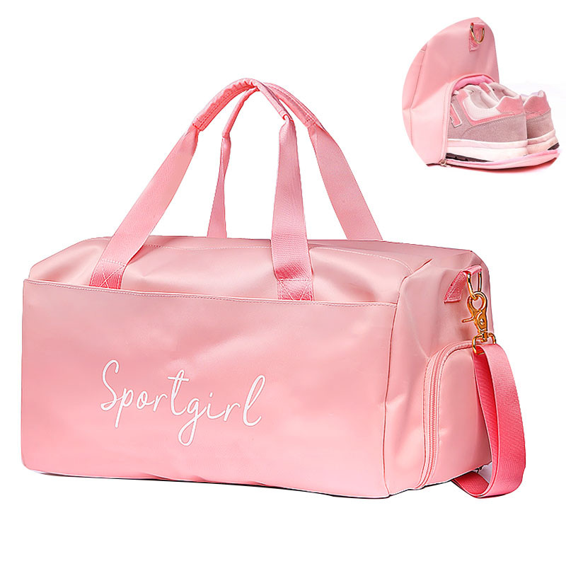 Yoga Fitness sac de sport bags Dry Wet Handbags Swimming For Women Shoes Tas Travel Training Waterproof shoulder bag backpack ...