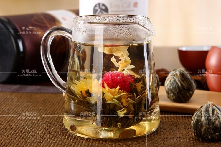 Художественный Чай цветущий фото
