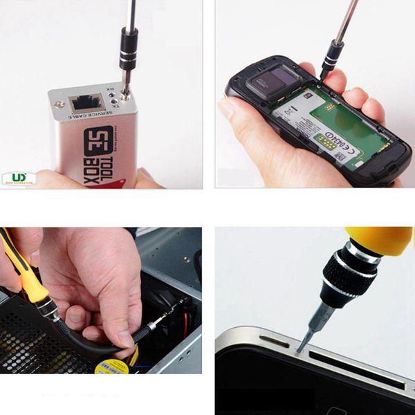 טלוויזיות 25 29 מברג הגדר כלי מספרי תיקון 57 כלים ב 1 Multi-Bit ערכת תיקון טלפון תיקון לפרק (4)