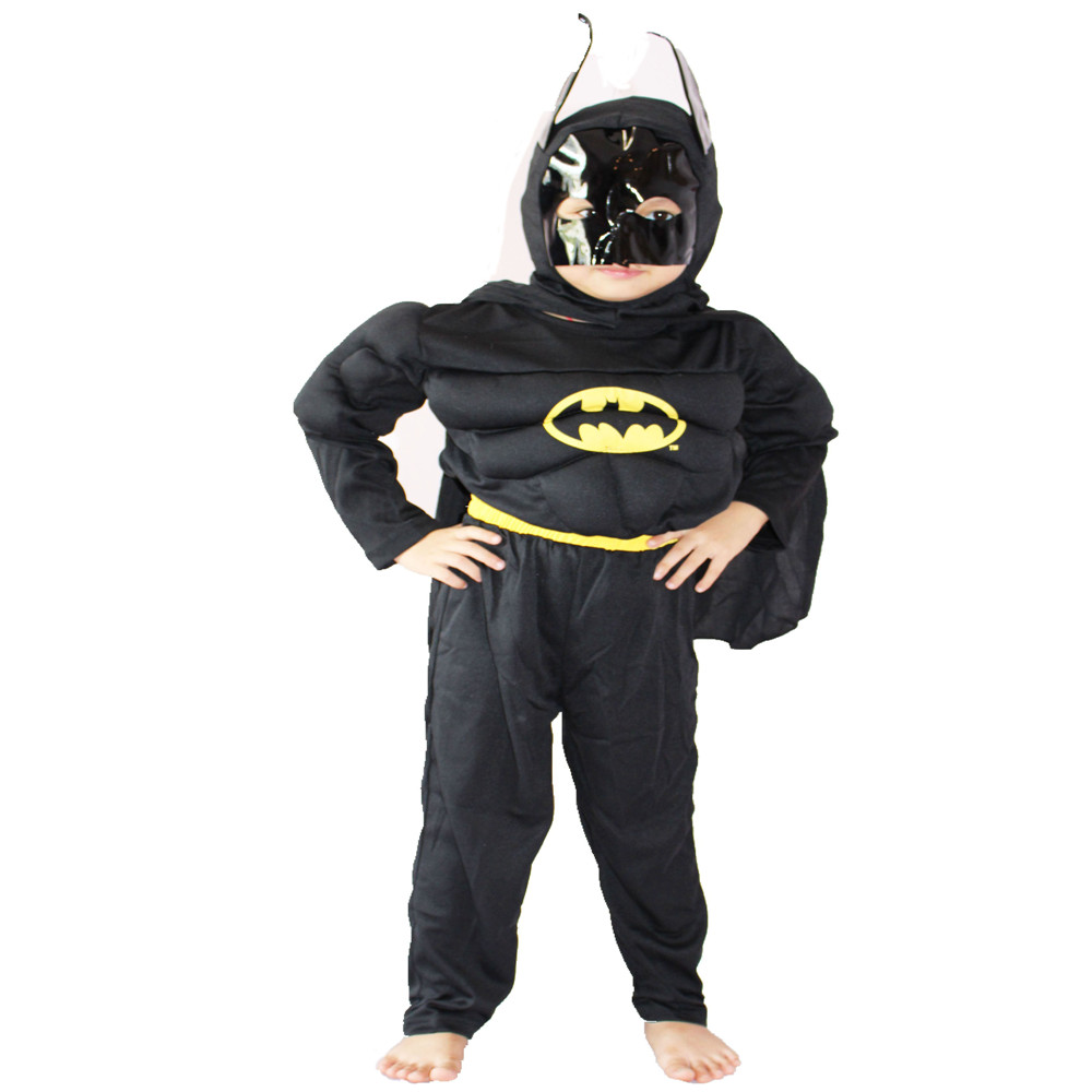 Halloween costumes Batman Muscle Costume Boy Halloween Cosplay Children Carnival Custume Long Sleeve-in Boys Costumes from Novelty u0026 Special Use on ...  sc 1 st  AliExpress.com & Halloween costumes Batman Muscle Costume Boy Halloween Cosplay ...