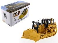 CATERPILLAR CAT D8T Гусеничный Трактор БУЛЬДОЗЕР 1/50 BY бренд Diecast Masters 85566