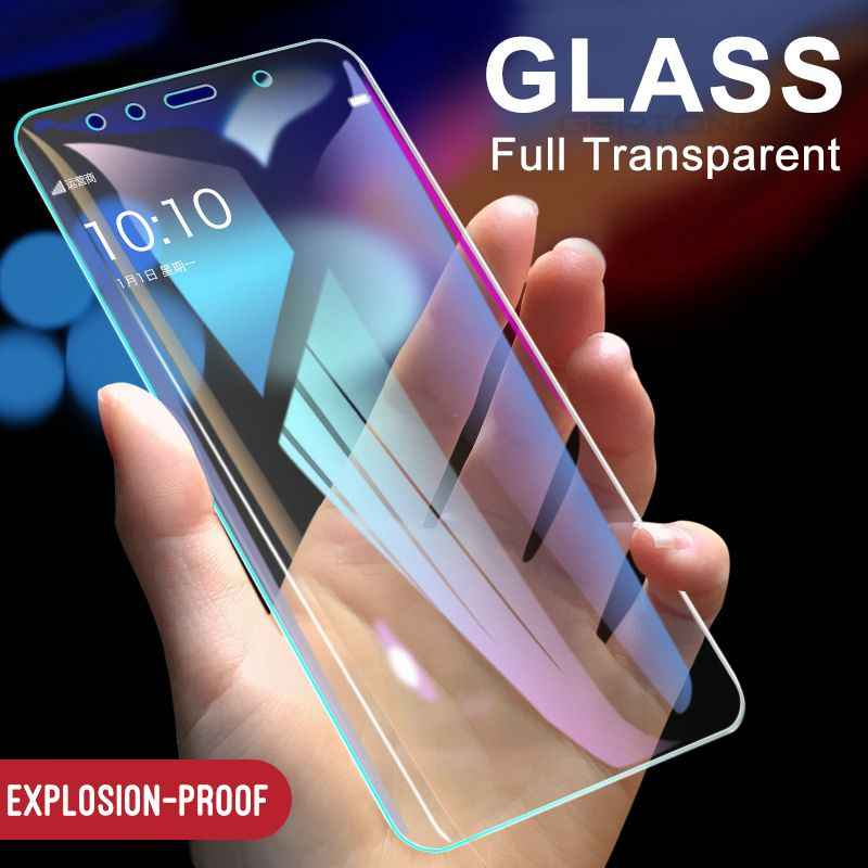 Protective Glass On The For Samsung Galaxy A7 2018 A750 Tempered Glass For Samsung A7 2018 Screen Protector Film Safety Glass 9H