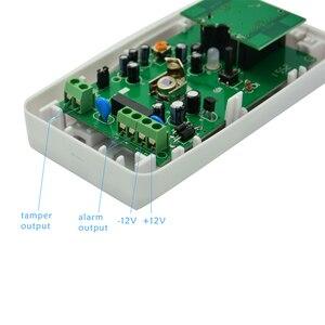 Image 5 - (1 Pcs) Wandmontage Infrarood Detector DT7225 Motion Sensor Magnetron Binnen Huisdier Immuniteit Met Houder Relais Signaal