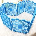 Mastone Plegable Corralito Mascota Perro Valla Puerta de Seguridad Sala de Escalera Valla de Seguridad De Plástico Pet