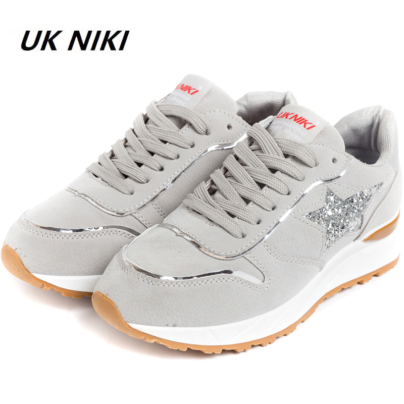 UKNIKI 2018 New Fashion Tenis Feminino Light Breathable Shoes Woman Casual Shoes Women Flat Shoes Sneakers Fast Delivery mwy women breathable casual shoes new women s soft soles flat shoes fashion air mesh summer shoes female tenis feminino sneakers