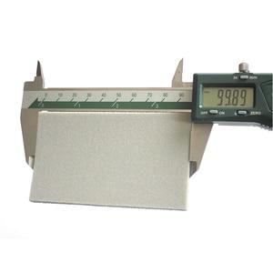 Image 5 - 10PCS Wet & Dry Flocking Sanding Sponge Self adhesive Disc Sandpaper Rectangular 58*100MM 300 3000 Grit Polishing Grinding Tools