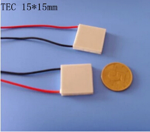 2PCS LOT TEC1 01706 15 15mm cooling chip free shipping