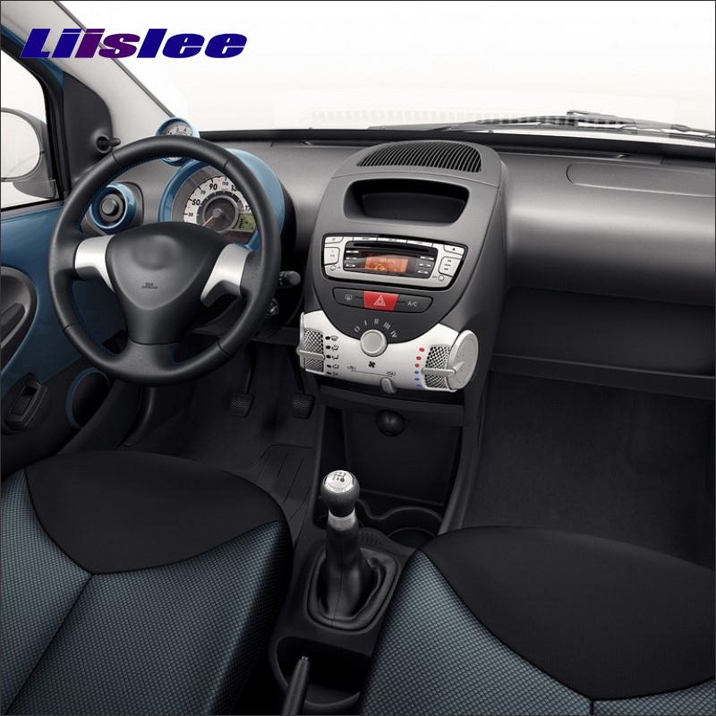 Liislee For Toyota Aygo 20052013 Radio Cd Dvd Stereo Player Gps Nav