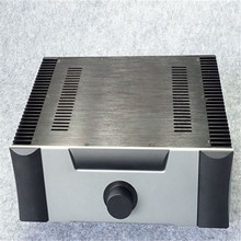 BZ4315E Aluminum enclosure Preamp chassis Power amplifier case/box size 430*150*311mm
