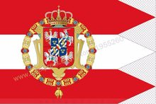 Польский-литовский Австралийский флаг 3x5 футов 90x150 см, польские флаги, баннеры
