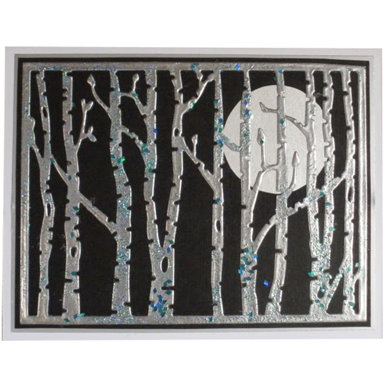 InLoveArts Die резка пластины березы металла штампы для Скрапбукинг трафарет украшение для альбома тиснение самодельная бумажная карточка