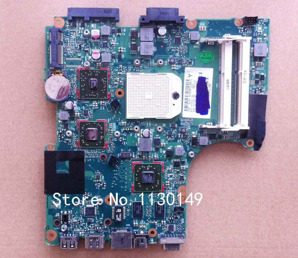 ФОТО 611802-001 Free Shipping laptop motherboard for HP Compaq CQ426 CQ326 main board with graphics DDR3 100% Tested