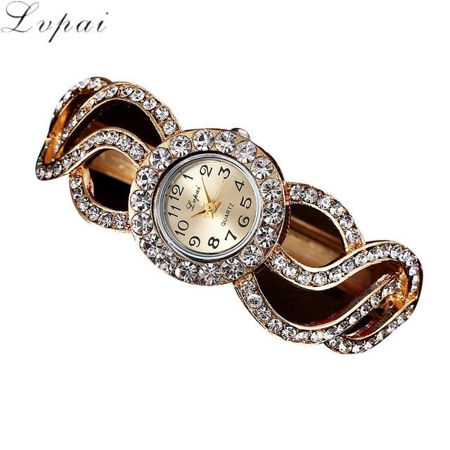 Relogio Feminino Hot Sale Fashion Luxury Women's Watches Women Bracelet Watch Fa