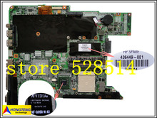 original Motherboard for HP DV6000 443775-001 436449-001 Integrated NF-G6150-N-A2 100% Test ok