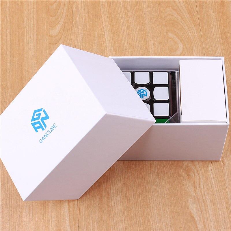 Nouveau GAN356 X magnétique magique vitesse cube professionnel 356X aimants puzzle cubo magico gan 356 X jouets éducatifs pour enfants - 6