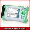 Digital Probador de Fibra Óptica FTTx OTDR Técnica/FTTH Herramientas de Prueba KomShine QX50-P1 1310/1550 + 1490nm 32/30/28dB PON OTDR
