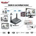 MiraBox 5 Г авто wifi 5 Г Airplay box поддержка автомобиля и дома и использовать для Samsung/Apple/HuaWei/Xiaomi соединяет автомобиль и ТВ mirrorlink