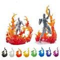 Tamashii Chama Efeito de Impacto Modelo Brinquedos Figura de Ação Figma SHF Kamen Rider Cenas Fogo Efeito Especial Brinquedos de Ação Acessórios