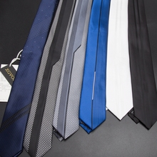 Skinny Men's Striped Ties