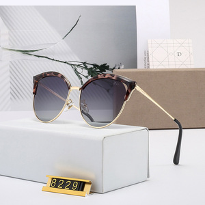 Cat Eye Sunglasses Woman Brand