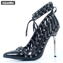 ~custom~Ladies New  Suede High Metal Silver Stiletto sexy 4 inch high heel pumps